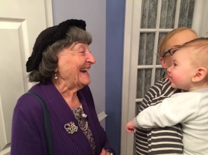 Meeting Great Grandmother Anne