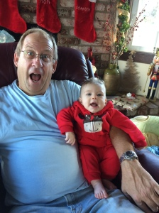Good times with Gramps!