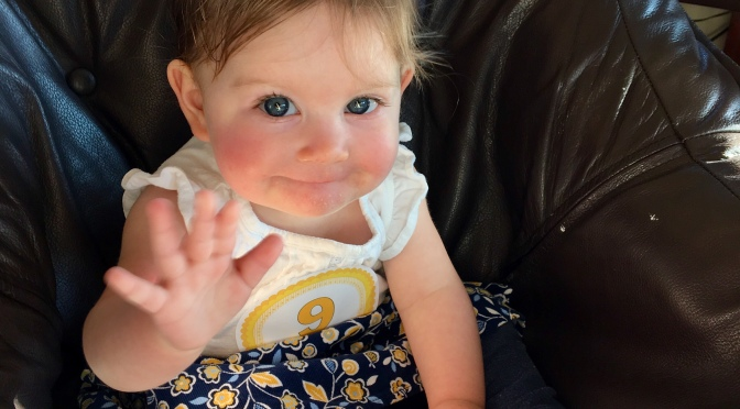Dear Lucy- 9 Months